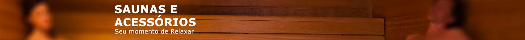 Acessórios para saunas a vapor