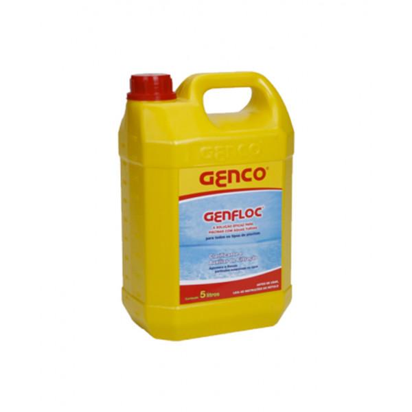 Clarificante Genco Genfloc-5 Litros