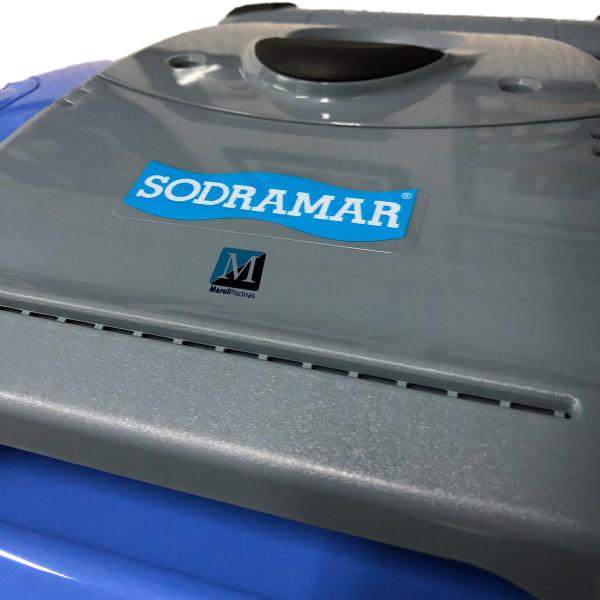 Aspirador para piscina Sodramar RB6