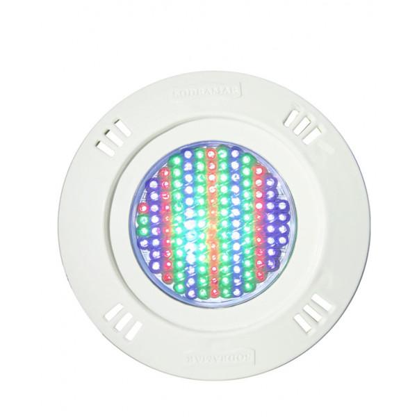 Refletor ABS RGB para piscina - Sodramar - Led Pool 133 p/ até 16m²