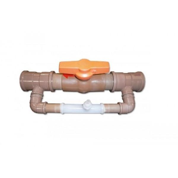 Gerador de ozônio para piscinas Panozon P+