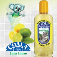 Essência para sauna – Coala – Aroma Lima Limão 140ml