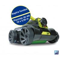 Aspira Max 5310 robô de manutenção para piscinas Nautilus