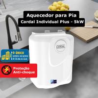 Aquecedor para pia Cardal Individual Plus - 5kW / 127V