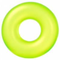 Boia Circular Neon Verde 91 cm Intex