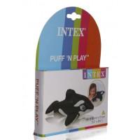 Brinquedo Aquático Inflável Baleia Intex