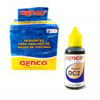 Caixa de Reagente Genco DC2 - 12 unidades - 23 ml