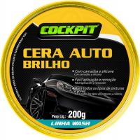 Cera Auto Brilho Cockpit Rodabrill