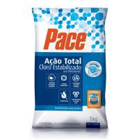 Cloro Granulado Pace Ação Total - 1Kg