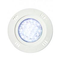 Refletor ABS Branco  para piscina - Sodramar - Led 9w Monocromático p/ até 18m²