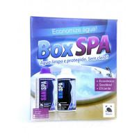 Box Spa - Maresias - Sanispa + Oxispa + Kit Teste