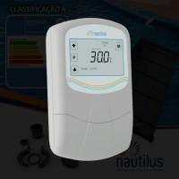 Painel de comando para aquecimento solar Nautilus Digital