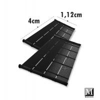 Aquecedor Solar para piscina Nautilus 4,00 x 1,12 cm (4,48m²)
