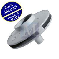 Rotor para Bomba 3A 1/3 CV Jacuzzi