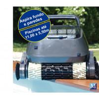 Aspira Max 7320 robô de manutenção para piscinas Nautilus