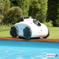 Aspiramax 5201 Nautilus robô de manutenção para piscinas