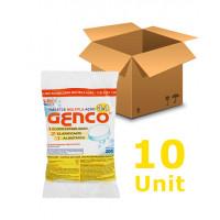 10 unidades Cloro Tablete - Genco - 3 em 1