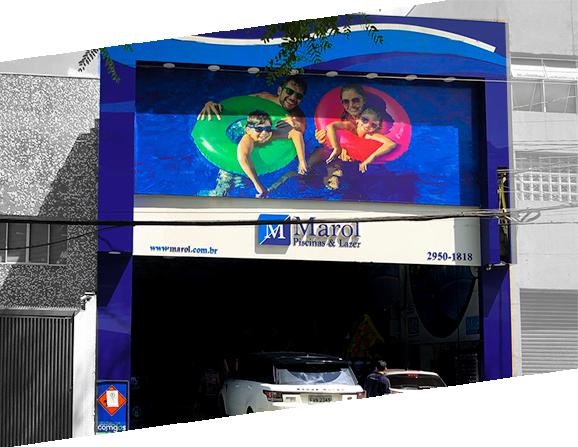 loja de produtos para piscina Marol Piscinas